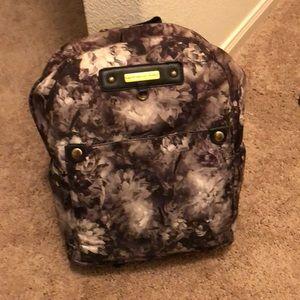 Adrienne Vittadini floral backpack